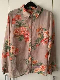 Inspired blouse
