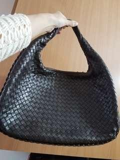 BOTTEGA VENETA BV Hobo bag 深啡色和尚袋