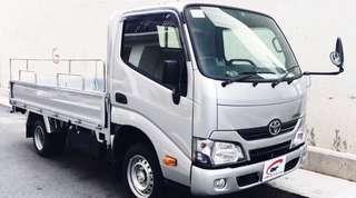New Toyota Dyna Euro 6