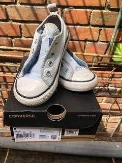 Converse for Toddlers (one pair left)