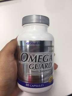 #SINGLES1111 Shaklee Omega Guard