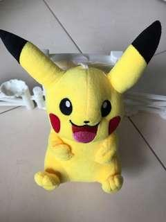 Brand new pikachu toy