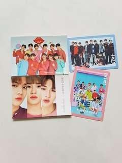 🚚 Wanna One Group Official Photocards