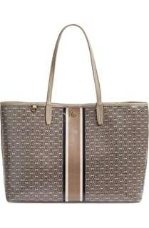 Tory Burch - Gemini Link Coated Canvas Tote