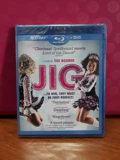 USA Blu Ray - Jig (Irish Tap Dancing)