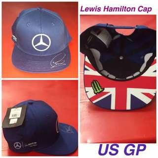 Snapback Lewis Hamilton Mercedes AMG PETRONAS