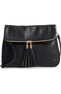 BP - Foldover Crossbody Bag