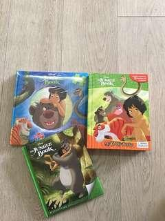 Disney My Jungle Book- My First Puzzle, My Busy Books and A Storybook