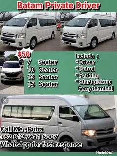 Transport In Batam