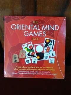 Oriental Mind Games Pack