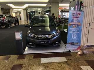 Honda mobilio tdp ringan