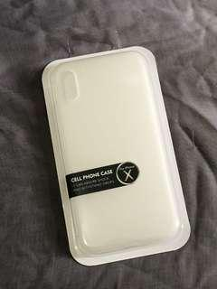 iPhone X Miniso Soft Case
