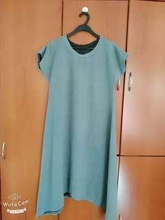 Comfortable A lined dress