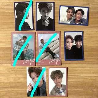 [WTT] Stray kids i am you album photocards