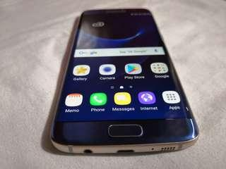 Samsung Galaxy S7 Edge Duos 32gb 4gb ram Blue