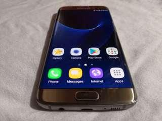 Samsung Galaxy S7 Edge Duos 32gb 4gb ram Platinum Gold