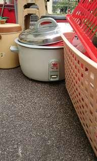 crown rice cooker