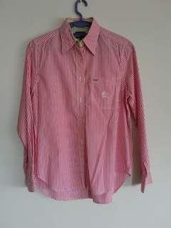 Tommy Hilfiger Ladies' Striped Shirt