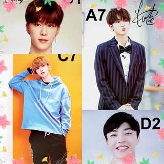[EXCLUSIVE] NINE PERCENT A3 LAMINATED POSTERS (PHOTO PAPER)