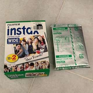 Fujifilm Instax Film Wide