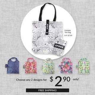 [11.11 SALE / RRADY STOCK] 2 Totes for $2.90