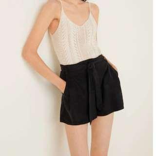 Mango Soft shorts size M
