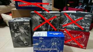 [Ready Stock] P-bandai Oct Package
