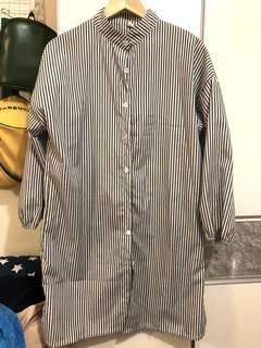 🚚 長版襯衫
