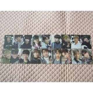 [PO] STRAY KIDS Pre Debut Album Mixtape Official Photocards Set