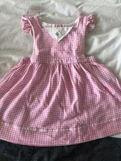 Ralph Lauren Embo Dress