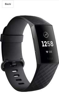 Fitbit charge 3 brand new