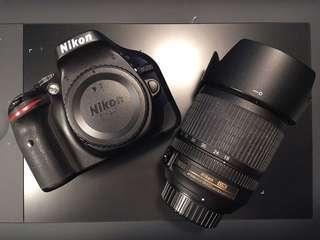 Nikon D5200 18-105KIT