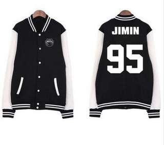 BTS Jacket Jimin
