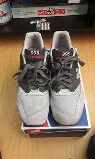 New Balance 998 USA size 11 US