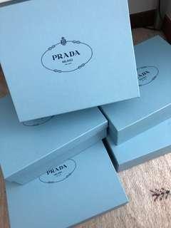 Prada Boxes