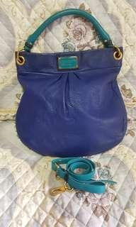 Authentic Marc Jacobs handbag in Royal blue!