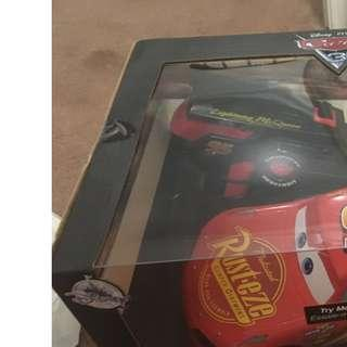 Cars remote control car from Disney Store sounds and lights retails $49.99