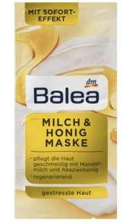 Balea Milk and Honey Mask