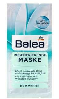 Germany Balea Regenerating Mask