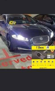 Idrive 2 Channel Full HD Car Camera Dvr