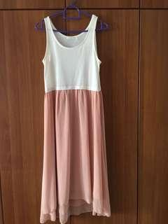 Lowrys Farm chiffon dress
