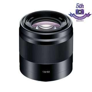 New Sony E 50mm F1.8 OSS Portrait Lens For A6500 A6300 A6000