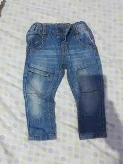 Jeans baby jeans bayi celana bayi