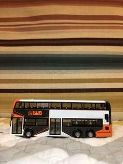 Tiny 巴士模型 龍運NA40 烏溪沙