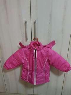 Osh Kosh Pink Winter Jacket