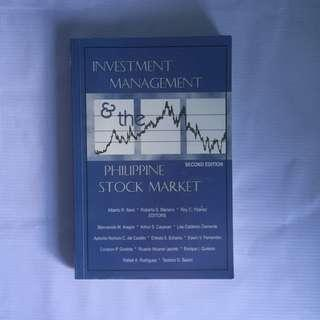 Investment Management & the Philippine Stock Market