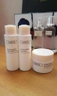 [Verite] Ultra Moist Skincare Trial