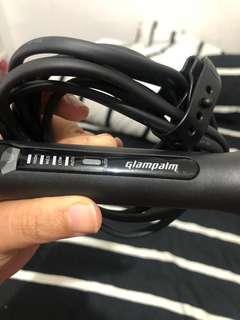GlamPalm Curling Iron - Catokan