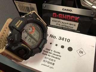 Casio Gshock Rangeman Camo GW-9400DCJ