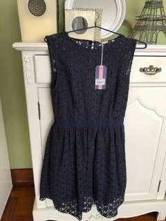 Jack Wills Dress (New) US size 4 Size S Small (hangtag牌寫US 6)